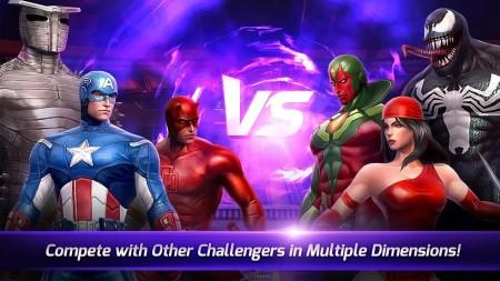 Netmarble、マーベル・ヒーローの新作モバイルアクションRPG「MARVEL Future Fight」をリリース
