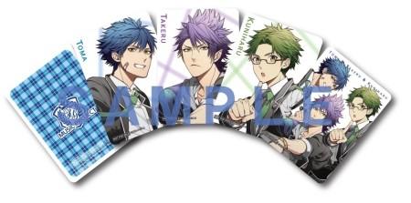 サイバーエージェント、7月より学園恋愛カードゲーム「ボーイフレンド(仮)」のキャラソン&ドラマCD vol.2~vol.4をリリース