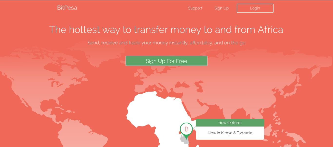 ケニアのBitcoin取引所のBitPesa、110万ドルを調達