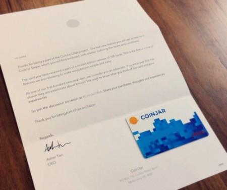 オーストラリアのBitcoin取引所のCoinJar、デビットカード「CoinJar Swipe」を提供開始