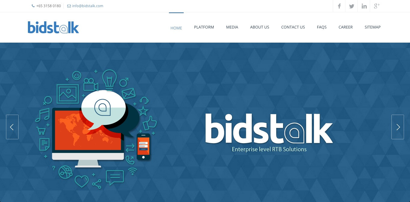 ドイツのアプリ広告プラットフォームのAppLift、シンガポールのモバイルDSP「Bidstalk」を買収