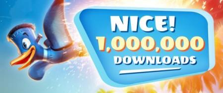 フィンランド生まれのiOS向け飛行アクションゲーム「Oddwings Escape」、リリースから6日で100万ダウンロード突破