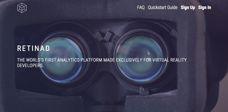米Retinad、50万ドルを調達しVRコンテンツ向けの広告サービスを開発