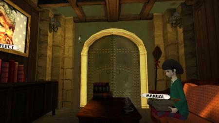 魔女っ子になって空を飛べる! カヤック、「Gear VR」向けVRアプリ「Little Witch Pie Delivery」をリリース