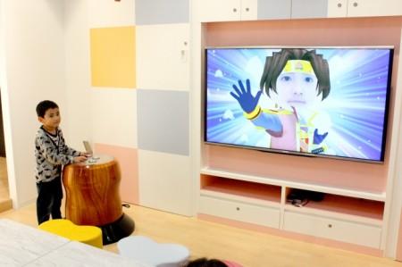 """モーションポートレート、大型施設「KidsBee」内のアトラクションに""""MPなりきり技術""""を提供"""