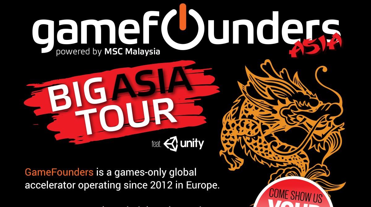 エストニアのゲーム専門アクセラレーターのGameFounders、6/1に東京にてインディゲームイベント「BIG ASIA TOUR 東京」を開催