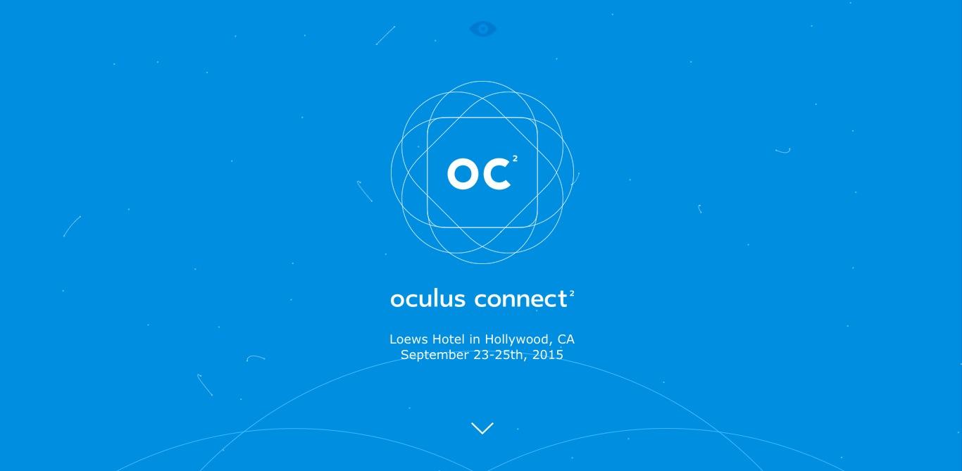 Oculus VR、9/23-25に公式カンファレンスイベント「Oculus Connect 2」を開催決定