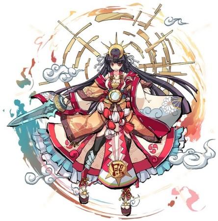 世界各国の神々が美少女化 Aiming、スマホ向け新作RPG「ひめがみ絵巻」の事前登録受付を開始