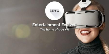 VRコンテンツ・プラットフォームを開発するEEVO、100万ドルを調達