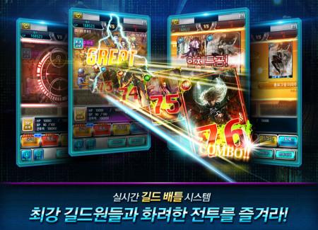 アプリボットと4:33、スマホ向けアニメRPG「カオスドライヴ」を韓国にて配信開始