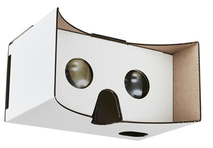 WHITE、ダンボール製VRゴーグル「Milbox」をAmazonにて販売開始 専用アプリと公式キャラ「九十九」もリリース