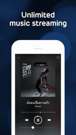 LINE、タイにて音楽配信サービス「LINE MUSIC」をテスト中