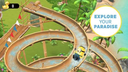 EA、映画「怪盗グルー」シリーズの新作スマホゲーム「Minions Paradise」を一部地域にてテスト配信