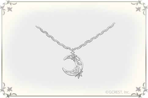 女性向けパズルRPG「夢王国と眠れる100人の王子様」が早くもグッズ化! 本格派ダイヤモンドをあしらったネックレスの受注販売が決定