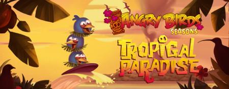 Rovio、「Angry Birds」シリーズの季節版「Angry Birds Seasons」にて鳥類保護活動を行うNGOのBirdLifeとコラボ