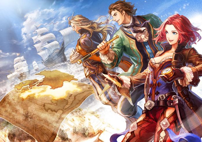 コーエーテクモゲームズ、海洋冒険シミュレーションゲーム「大航海時代V」を中国本土にて提供開始