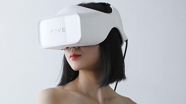 視線でコントロールできるVRヘッドマウントディスプレイ「FOVE」、7/1に秋葉原にて体験会を開催