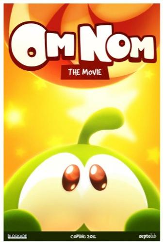"ZeptoLab、スマホ向け物理パズルゲーム「Cut the Rope」シリーズのキャラ""Om Nom""を来年映画化"