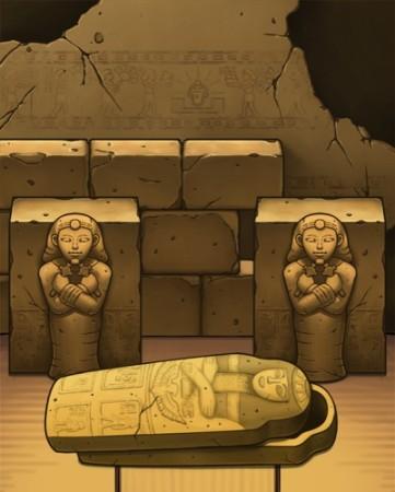 新原木と新家具も追加 「おさわり探偵 なめこ栽培キット Deluxe」、6月イベント「砂漠のお宝探し」をスタート!