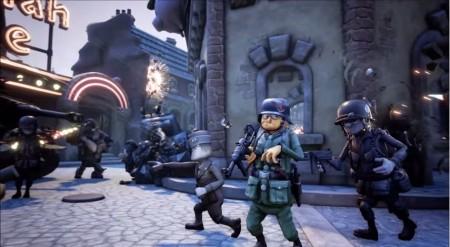 VR向けFPS「World War Toons」を開発するReload Studios、WILより200万ドルを調達