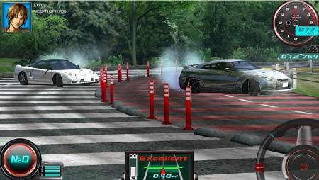 スマホ向けカーレースゲーム「ドリフトスピリッツ」、米英など40ヶ国・地域にて配信開始