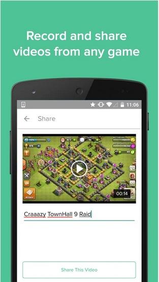 スマホゲーム動画のプラットフォーム「Kamcord」、Androidアプリ版をリリース