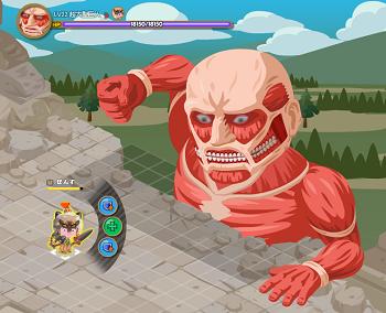 サイバーエージェント、PC向けRPG「ピグブレイブ」にて「進撃の巨人」とコラボ