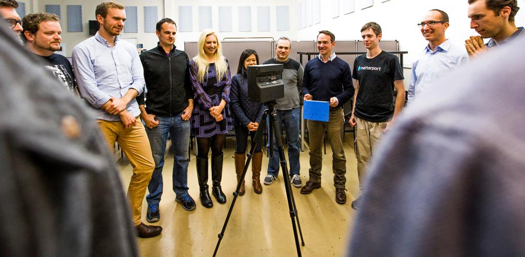 VR系スタートアップのMatterport、3000万ドルを調達