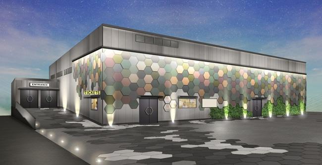 世界初の3DCGホログラフィック専用エンタテイメント劇場 「DMM VR Theater」、9月上旬に横浜にオープン