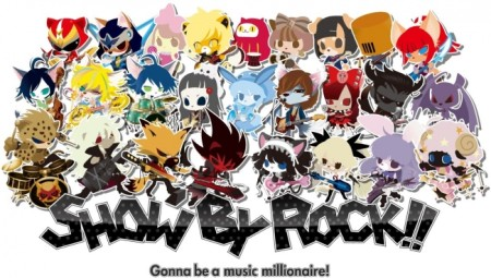 スマホゲーム版「SHOW BY ROCK!!」にロックバンド「BIGMAMA」が参加決定
