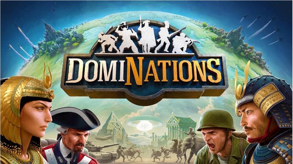 ネクソンのスマホ向け文明シミュレーションゲーム「DomiNations」、リリースから60日で720万ダウンロードを突破