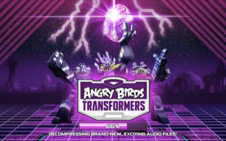 【やってみた】Angry Birdsとトランスフォーマーのコラボタイトル「Angry Birds Transformers」が遂に日本でも配信!