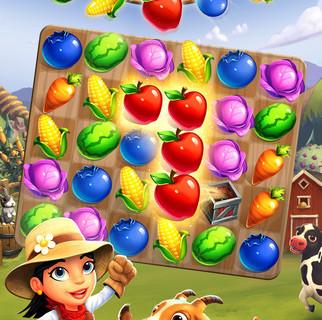 Zynga、農業ゲーム「FarmVille」シリーズのスマホ向け新作「FarmVille: Harvest」をリリース