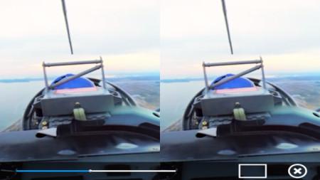 クロスデバイス、ブルーインパルスのコックピットからの風景を360°パノラマで見られるアプリ「BIve -ビィヴ-」をリリース