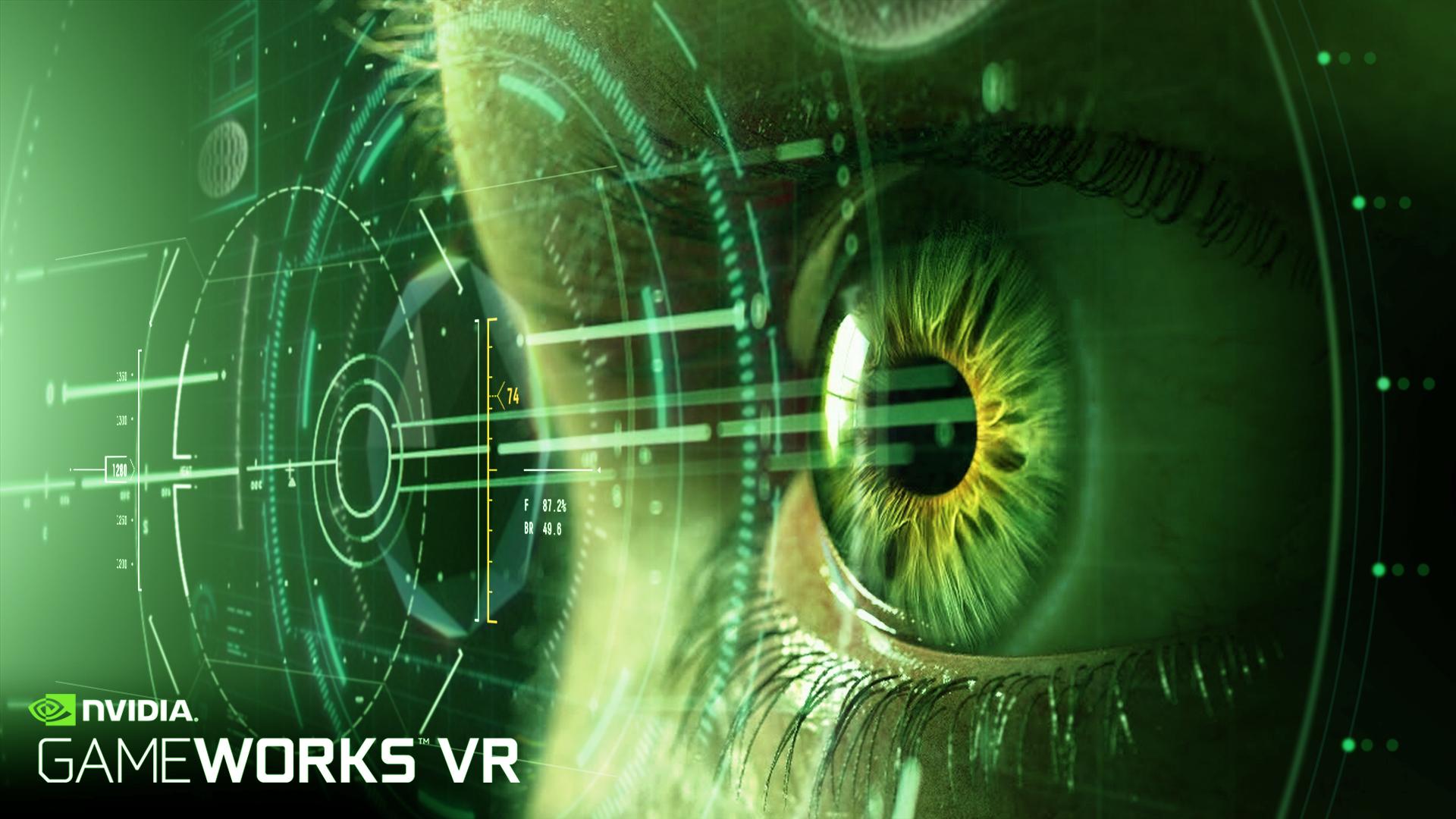 NVIDIA、VRコンテンツ開発SDK「GameWorks VR」をリリース