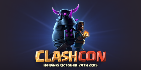 Supercell、10/24に「Clash of Clans」のファンイベント「ClashCon」を開催