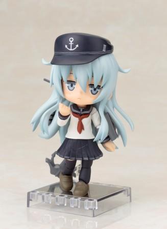 壽屋、「艦これ」の駆逐艦「響」のデフォルメフィギュアを2015年12月に発売