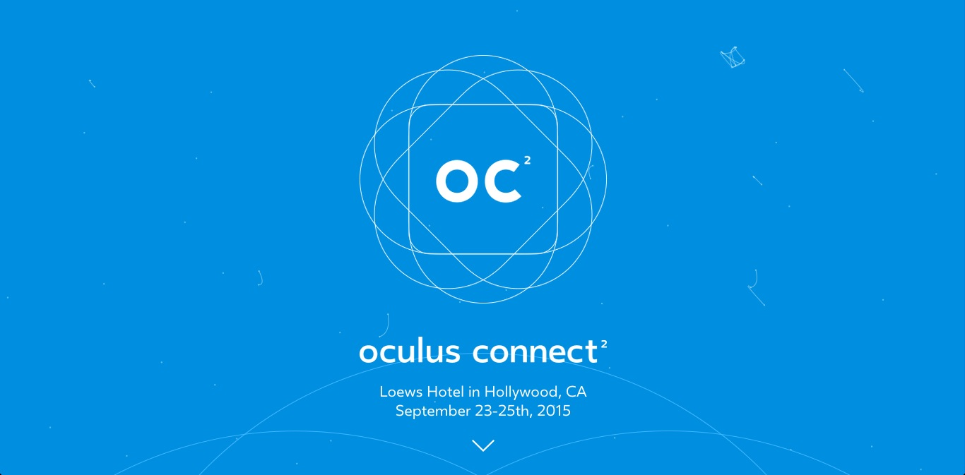 Oculus VR、開発者向けイベント「Oculus Connect 2」の参加登録を受付中