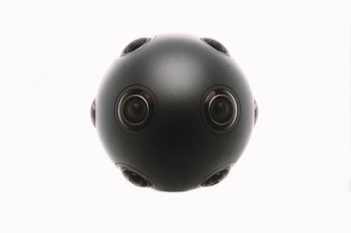 Nokia、VRコンテンツ用カメラ「OZO」を発表