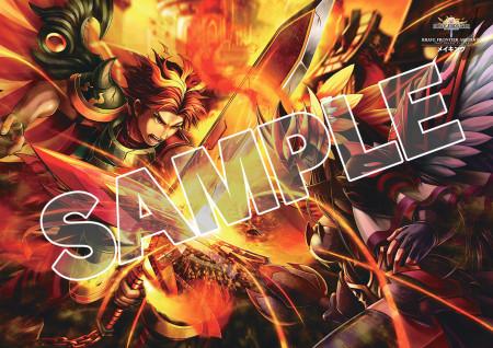 エイリム、スマホ向けRPG「ブレイブフロンティア」の公式アートブックを発売