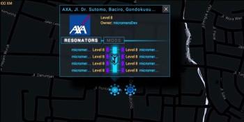 アクサ生命、Ingressとの提携で60万人が支店に来店 オリジナルアイテム「AXAシールド」も好評