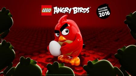 RovioとLEGO、映画版「Angry Birds」のLEGOセットの第一弾画像を公開