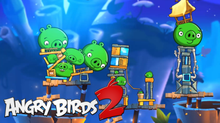 Rovio、「Angry Birds」シリーズ最新作「Angry Birds 2」のプレイ動画を公開