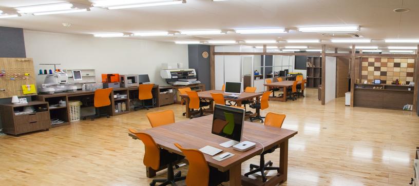 東海地区初 3Dプリンタなどの機材が使える会員制モノづくりスペース「cre8 BASE KANAYAMA」オープン