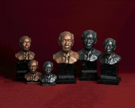 明昌堂、3Dスキャナと3Dプリンタを使用したオリジナル胸像製作サービスを開始