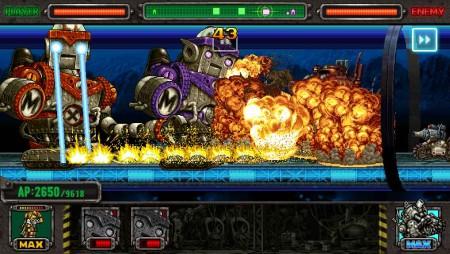 SNKプレイモアのスマホ向けディフェンスゲーム「メタルスラッグ ディフェンス」、2300万ダウンロードを突破