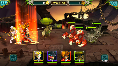 gumiと仏Ankama、スマホ向けMMORPG「Wakfu Raiders」をグローバル配信開始