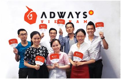 アドウェイズ、ベトナム・ハノイに新たな拠点を設立