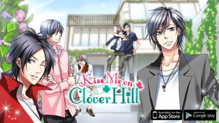 ボルテージ、恋愛ドラマアプリ「ルームシェア素顔のカレ」の英語版「Kiss Me on Clover Hill」をリリース