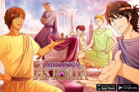 ボルテージの米国子会社Voltage Entertainment USA、オリジナル恋愛ドラマアプリ「Labyrinths of Astoria」をリリース